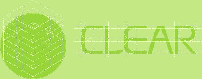 CLEAR logo finalizing